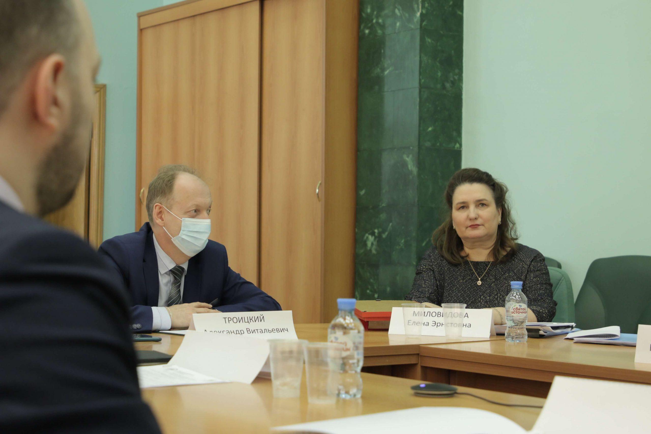 Итоги круглого стола «Перспективы развития инвестиционно-строительной деятельности в России»