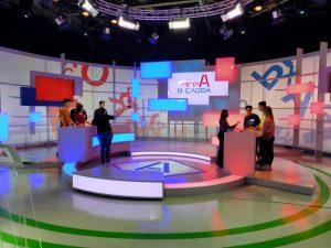 Иностранные студенты ГУУ участвовали в программе «Игра в слова» на телеканале «Мир»