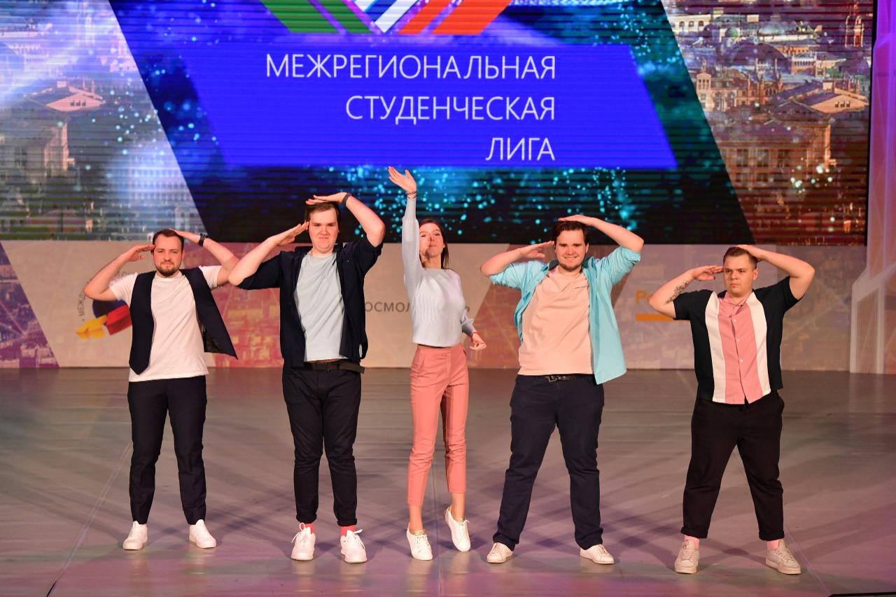 Команда КВН Государственного университета управления стала Чемпионом московской студенческой лиги КВН