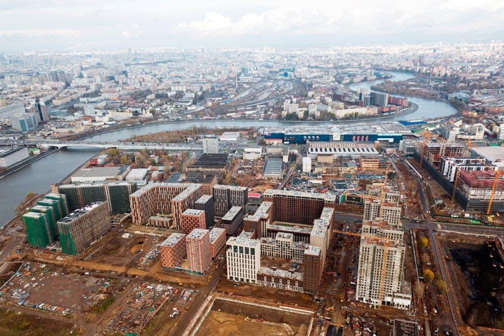 Две стороны редевелопмента промышленных зон Москвы